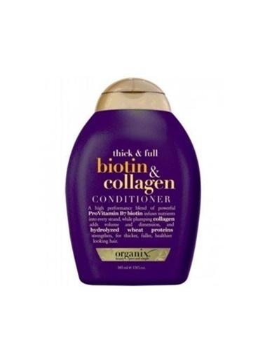 Organix Full Dolgunlaştirici Biotin&Collagen Bakim Kremi 385 Ml Renksiz